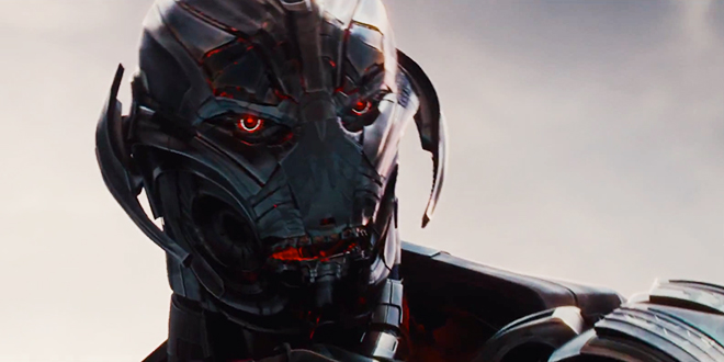Ultron - the cybernetic lifeform created by Stark